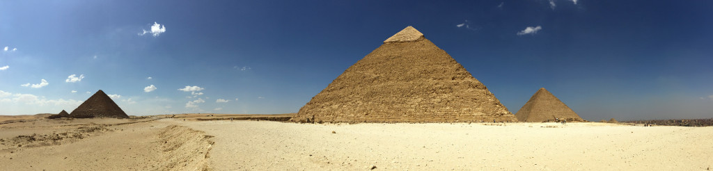Great Pyramids Giza